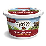 Organic Valley, Organic 4% Milkfat Cottage Cheese - 16 oz